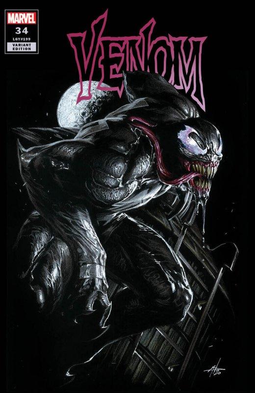 Venom #34 Gabriele Dell'Otto Variant