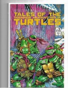 TALES OF THE TEENAGE MUTANT NINJA TURTLES #1 - NM - 1987 KEVIN EASTMAN LAIRD