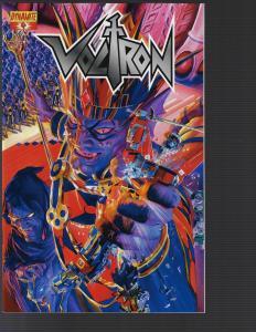 Voltron #4 (Dynamite, 2011)