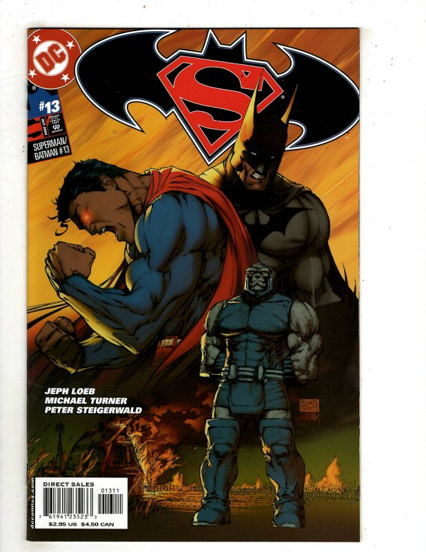 Superman & Batman (BR) #4 (2005) OF34