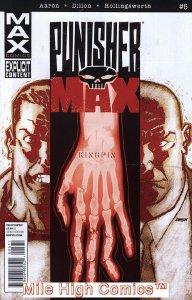PUNISHERMAX (PUNISHER MAX) (2009 Series) #5 Near Mint Comics Book