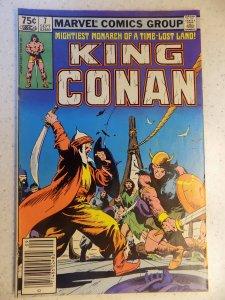 KING CONAN # 7