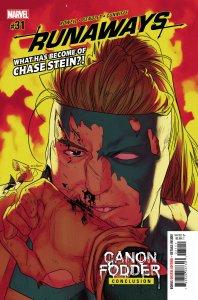 Runaways #31 (Marvel, 2020) NM