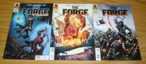 Order of the Forge #1-3 VF/NM complete series - george washington - ben franklin