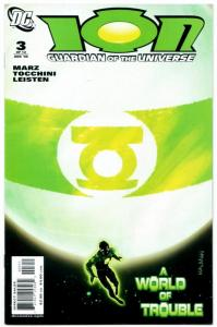 Ion #3 Green Lantern (DC, 2006) VF/NM
