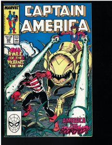 Captain America #339 (Marvel, 1988)