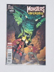 Monsters Unleashed #6 (2017)