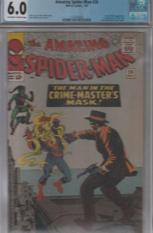 Amazing Spider-Man CGC #26 (Jul-65) FN Mid-Grade Spider-Man