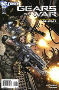 Gears of War #22 VF/NM; WildStorm   save on shipping - details inside