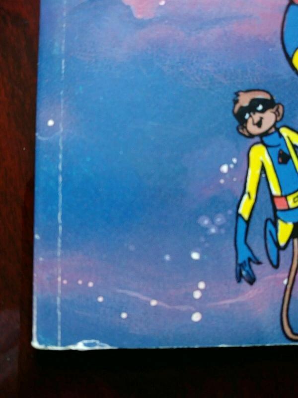SPACE GHOST #1 (1987) Comico MARK EVANIER -STEVEN RUDE HANNA-BARBERA