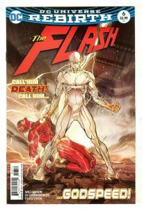 Flash 6   Rebirth   1st Godspeed