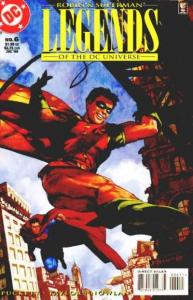 Legends of the DC Universe #6, NM- (Stock photo)
