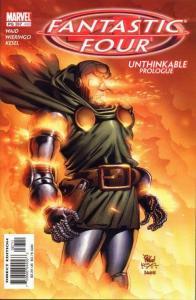 FANTASTIC FOUR (1998 Marvel Comics) #67