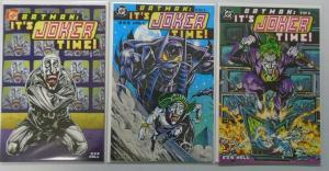 Batman It's Joker Time, Set:#1-3, 8.0/VF (2000)