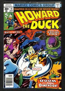 Howard the Duck #10 (1977)