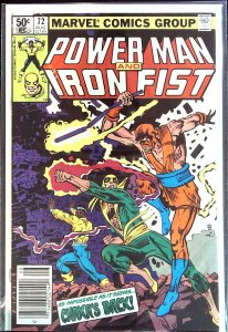 Power Man and Iron Fist #72 (1981)