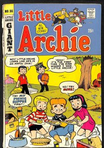 The Adventures of Little Archie #56 (1969)