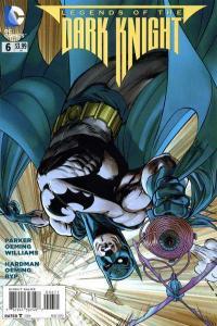 Legends of the Dark Knight (2012 series) #6, VF+ (Stock photo)