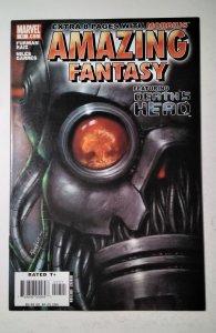 Amazing Fantasy #17 (2006) Marvel Comic Book J757
