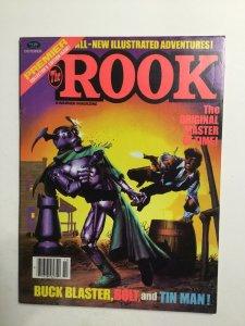 The Rook Premier Collector's Edition Near Mint Nm Magazine Warren Magazine