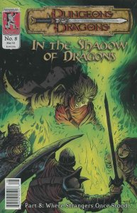 Dungeons and Dragons: In the Shadow of Dragons #8 VF/NM; Kenzer and Company | sa