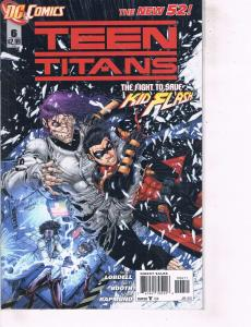 Lot Of 2 DC Comics Book Teen Titans #6 and Daytripper #1 ON1