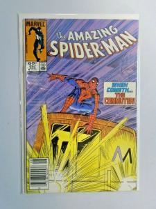 Amazing Spider-Man #267 - Newsstand - 1st Series - 6.0 - 1985