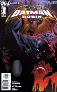 Batman and Robin #1 6.0 FN (2011 2nd Series)