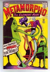 Metamorpho the Element Man #9 (Dec-66) VF/NM High-Grade Metamorpho, Simon Sta...