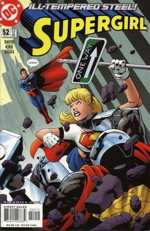 SUPERGIRL (1996 DC) #52 NM- A95869