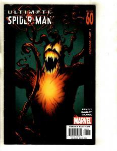 10 Ultimate Spider-Man Marvel Comic Books # 60 61 62 63 64 65 66 67 68 69 EK3