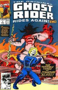 Original Ghost Rider Rides Again #1, NM- (Stock photo)