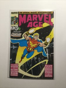 Marvel Age 78 Near Mint Nm Marvel