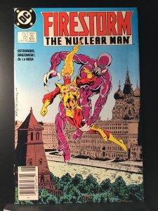 Firestorm, the Nuclear Man #72 (1988)
