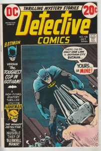 Detective Comics #428 (Oct-72) VF/NM High-Grade Batman