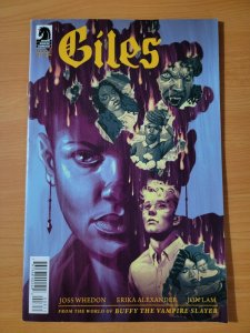 Giles Season 11 #3 Buffy ~ NEAR MINT NM ~ 2018 Dark Horse Comics