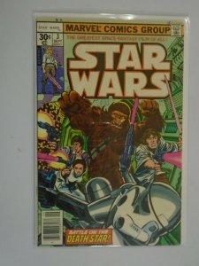 Star Wars #3 8.0 VF (1977 Marvel reprint)