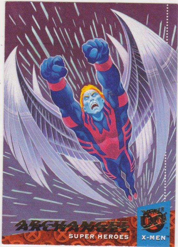 1994 Fleer Ultra X-Men Card #12 Archangel