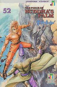 Force of Buddha's Palm, The #52 VF/NM; Jademan | save on shipping - details insi