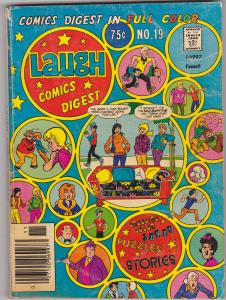 Laugh Comics Digest #19
