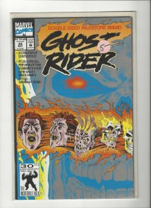 Ghost Rider (1990 series) #25 NM Near Mint condition. Marvel comics