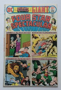 Four Star Spectacular #1 (Apr 1976, DC) VF- 7.5 Golden Age Flash story