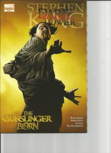 Dark Tower: The Gunslinger Born #4