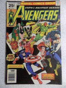 AVENGERS # 150