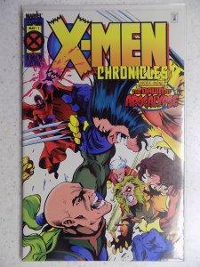 X-MEN CHRONICLES # 1 MARVEL APOCALYPSE
