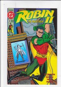 Robin II #3