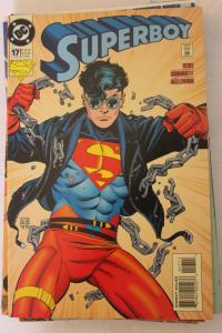 Superboy 17 NM