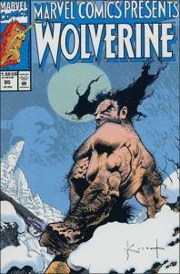 Marvel MARVEL COMICS PRESENTS (1988 Series) #95 NM-
