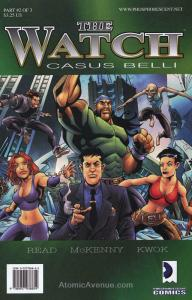 Watch, The: Casus Belli #2 VF/NM; Phosphorescent | save on shipping - details in