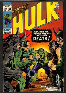 Incredible Hulk (1968) #139 FN 6.0 Marvel Comics
